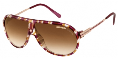 Gafas de Sol - Carrera - ENDURANCE/SML/G - XEQ (CM) CHERRY HAVANA GOLD // LIGHT BROWN GREY GRADIENT