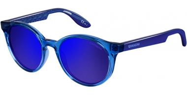 Frames Junior - Carrera Junior - CARRERINO 14 - KNQ (XT) AZURE BLUE // BLUE SKY MIRROR