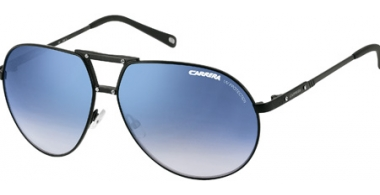Sunglasses - Carrera - TURBO/B - 3I6 (KM) STEEL METAL BLACK SHINY // GREY MULTILAYER GRADIENT