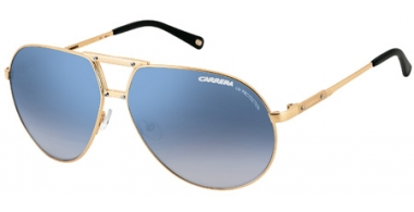 Sunglasses - Carrera - TURBO/B - J5G (KM) GOLD // GREY MULTILAYER GRADIENT
