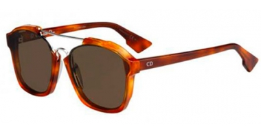 Gafas de Sol - Dior - DIORABSTRACT - 056 (2M) LIGHT HAVANA // BROWN