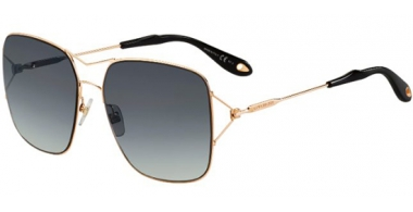 Sunglasses - Givenchy - GV 7004/S - DDB (HD) GOLD COPPER // GREY GRADIENT