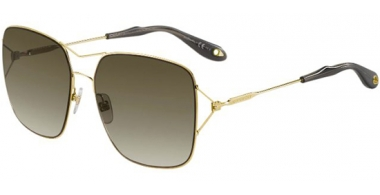 Sunglasses - Givenchy - GV 7004/S - J5G (HA) GOLD // BROWN GRADIENT