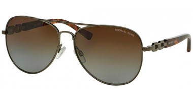 Sunglasses - Michael Kors - MK1003 FIJI - 1002T5 GUNMETAL // BROWN GRADIENT POLARIZED