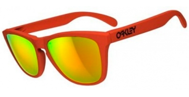 Gafas de Sol - Oakley - FROGSKINS OO9013 - 24-344 MESA ORANGE // FIRE IRIDIUM