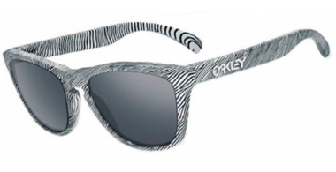 Gafas de Sol - Oakley - FROGSKINS OO9013 - 9013-52 FINGERPRINT POLISHED WHITE // BLACK IRIDIUM