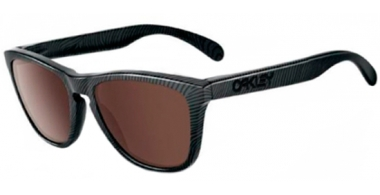 Gafas de Sol - Oakley - FROGSKINS OO9013 - 9013-56 FINGERPRINT DARK GREY // WARM GREY