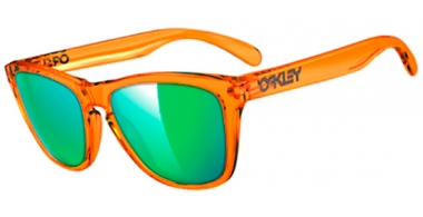 Gafas de Sol - Oakley - FROGSKINS OO9013 - 9013-C18 ACID ORANGE // JADE IRIDIUM