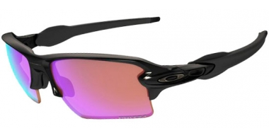 Gafas de Sol - Oakley - FLAK 2.0 XL OO9188 - 9188-05 POLISHED BLACK // PRIZM GOLF