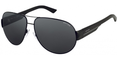 Sunglasses - Special offer - Oxydo - CONCEPT 2 - KI8 (LV) BLACK DARK RUTHENIUM BLACK // GREY