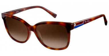 Sunglasses - Pierre Cardin - P.C. 8432/S - 05L (CC) HAVANA // BROWN GRADIENT