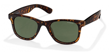 Sunglasses - Polaroid - PLD 1016/S - V08  (H8) HAVANA // GREEN POLARIZED