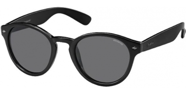 Gafas de Sol - Polaroid - PLD 1018/S - D28 (Y2) SHINY BLACK // GREY POLARIZED