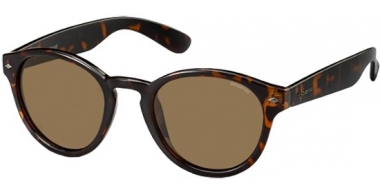 Gafas de Sol - Polaroid - PLD 1018/S - Q3V (IG) DARK HAVANA // BROWN POLARIZED
