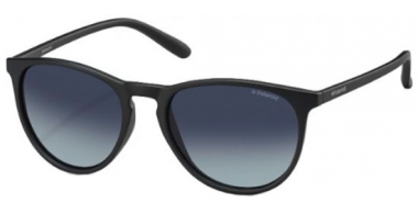 Sunglasses - Polaroid - PLD 6003/N/S - DL5 (WJ) MATTE BLACK // GREY  GRADIENT POLARIZED