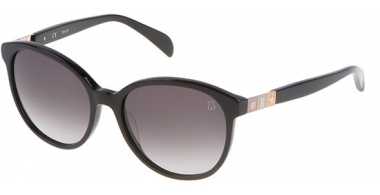 Sunglasses - Tous - STO901 - 0700 BLACK // GREY GRADIENT