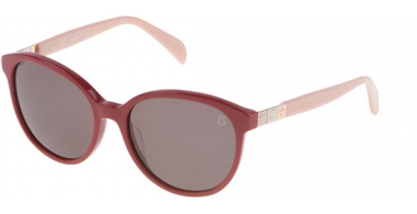 Sunglasses - Tous - STO901 - 0G96 BORDEUAX // GREY