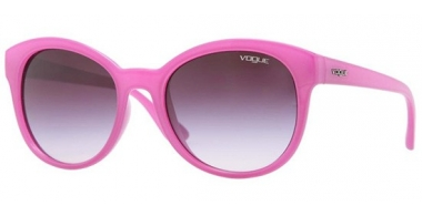 Sunglasses - Vogue - VO2795S - 217336 OPAL PINK // PINK GRADIENT