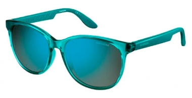 Sunglasses - Carrera - CARRERA 5001 - I16  (3U) GREEN AQUA // KAKI MIRROR  BLUE