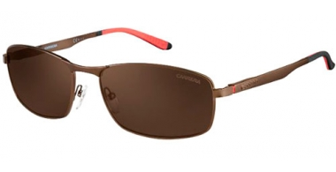 Gafas de Sol - Carrera - CARRERA 8012/S - J8P (SP) STEEL METAL BROWN // BRONZE POLARIZED