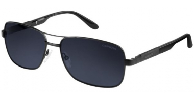 Gafas de Sol - Carrera - CARRERA 8020/S - 10G  (BN)  METAL BLACK // DARK GREY