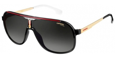 Sunglasses - Carrera - CARRERA 1007/S - 807 (9O) BLACK // DARK GREY GRADIENT