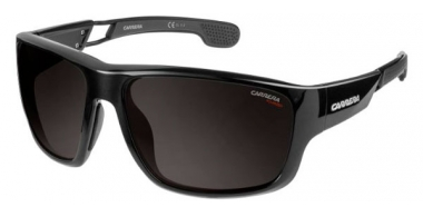 Gafas de Sol - Carrera - CARRERA 4006/S - 807 (M9) BLACK // GREY POLARIZED