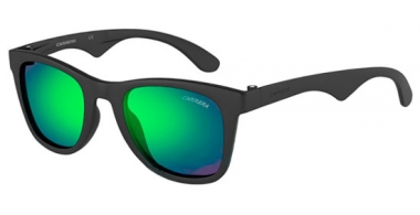 Gafas de Sol - Carrera - CARRERA 6000/ST - DL5 (Z9) MATTE BLACK // GREEN MULTILAYER