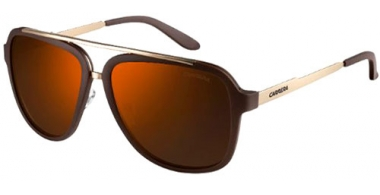 Gafas de Sol - Carrera - CARRERA 97/S - 99B (LC) BROWN GOLD // BROWN GOLD ANTIREFLECTION
