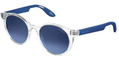 Frames Junior - Carrera Junior - CARRERINO 14 - WD3 (38) CRYSTAL BLUE // GREY AZURE GRADIENT
