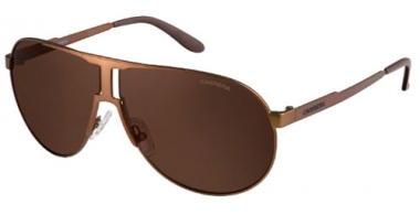 Sunglasses - Carrera - NEW PANAMERIKA - OWO (LC) LIGHT BROWN // BROWN GOLD ANTIREFLECTION