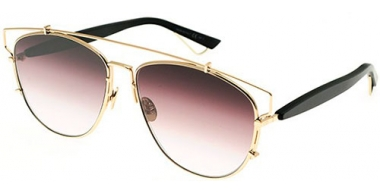 Sunglasses - Dior - DIORTECHNOLOGIC - RHL (86) GOLD BLACK // PINK GRADIENT