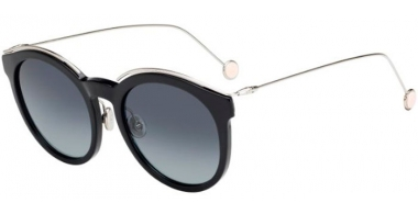 Sunglasses - Dior - DIORBLOSSOM - CSA (HD) BLACK PALLADIUM // GREY GRADIENT