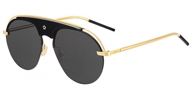 Sunglasses - Dior - DIO(R)EVOLUTION - 2M2 (2K) BLACK GOLD // GREY ANTIREFLECTION