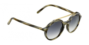 Sunglasses - Gucci - Ofertas especiales - GG 3602/S - 145 (KR) HORN OLIVE // GREY GRADIENT