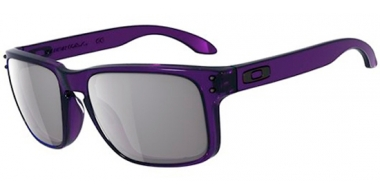 Gafas de Sol - Oakley - HOLBROOK OO9102 - 9102-10 GRAPE JUICE // GREY