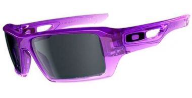 Gafas de Sol - Oakley - EYEPATCH 2.0 OO9136 - 9136-10 PURPLE CLEAR FADE // GREY POLARIZED