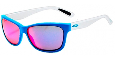 Gafas de Sol - Oakley - FOREHAND OO9179 - 9179-17 BRILLIANT BLUE // POSITIVE RED IRIDIUM