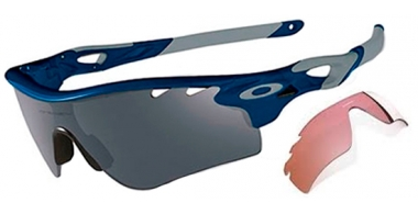 Gafas de Sol - Oakley - RADARLOCK PATH OO9181 - 9181-17 POLISHED NAVY // BLACK IRIDIUM