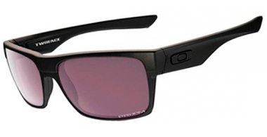 Sunglasses - Oakley - TWOFACE OO9189 - 9189-26 MATTE BLACK // PRIZM DAILY POLARIZED