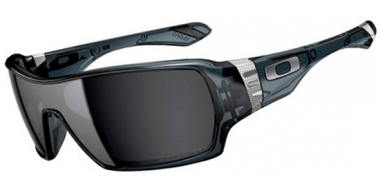 Gafas de Sol - Oakley - OFFSHOOT OO9190 - 9190-05 CRYSTAL BLACK // BLACK IRIDIUM POLARIZED