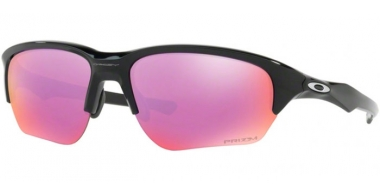 Lunettes de soleil - Oakley - FLAK BETA OO9363 - 9363-04 POLISHED BLACK // PRIZM GOLF