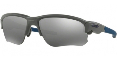 Sunglasses - Oakley - FLAK DRAFT OO9364 - 9364-02 MATTE DARK GREY // BLACK IRIDIUM