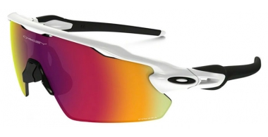 Gafas de Sol - Oakley - OAKLEY RADAR EV PITCH - 9211-11 POLISHED WHITE // PRIZM CRICKET