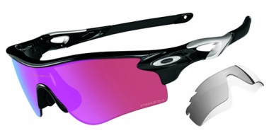 Gafas de Sol - Oakley - RADARLOCK PATH OO9181 - 9181-42 POLISHED BLACK // PRIZM GOLF + SLATE IRIDIUM