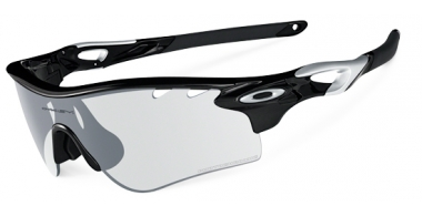 Gafas de Sol - Oakley - RADARLOCK PATH OO9181 - 9181-36 POLISHED BLACK // CLEAR TO BLACK PHOTOCHROMATIC