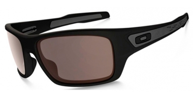Gafas de Sol - Oakley - TURBINE OO9263 - 9263-01 MATTE BLACK // WARM GREY