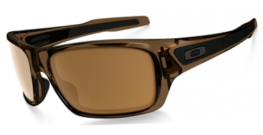 Gafas de Sol - Oakley - TURBINE OO9263 - 9263-02 BROWN SMOKE // DARK BRONZE