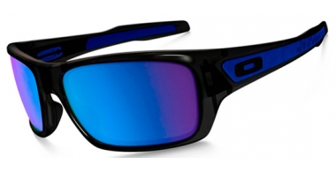 Gafas de Sol - Oakley - TURBINE OO9263 - 9263-05 BLACK INK // SHAPPIRE IRIDIUM