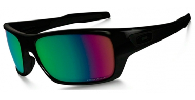 Gafas de Sol - Oakley - TURBINE OO9263 - 9263-13 POLISHED BLACK // PRIZM SHALLOW H20 POLARIZED